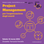 Project Management 2016