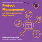 Project Management 2016