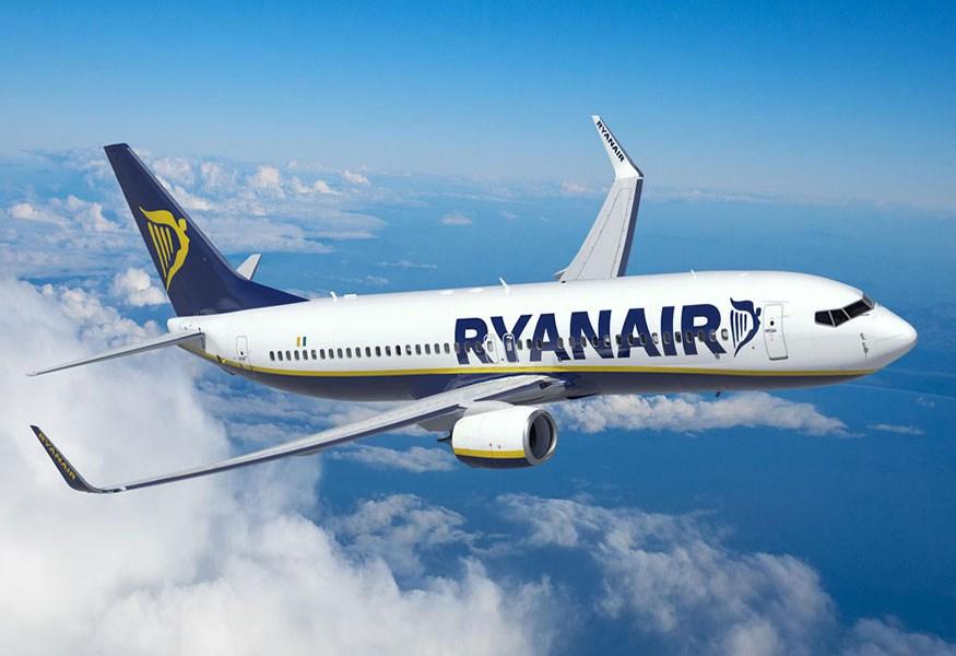 Buono Ryanair volo