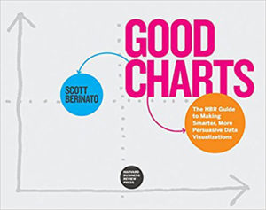 Good Charts- The HBR Guide to Making Smarter, More Persuasive Data Visualizations