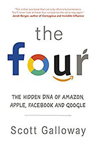 The Four- The Hidden DNA of Amazon, Apple, Facebook and Google - Scott Galloway L2